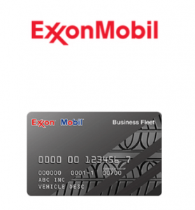 exxonmobil fuel card