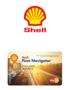 shell fuel card