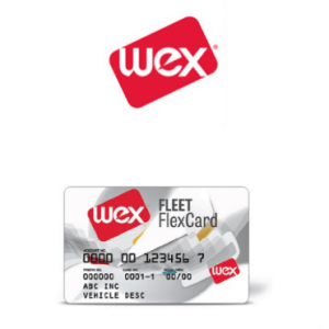 wex fuel card
