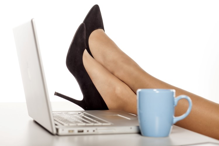 Automated marketing allows for more time with your feet up