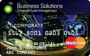 bp business solutions card