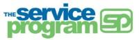 The Service Program logo