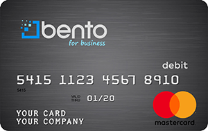 bento for business fuel card