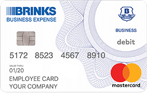 Brinks Business Expense Card