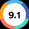 Hubspot free CRM rating