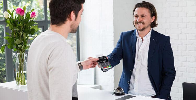 lecteur de cartes bancaires