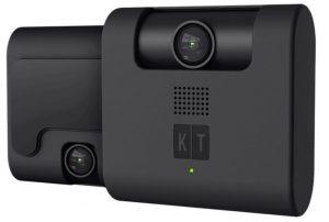 KeepTruckin smart dash cam