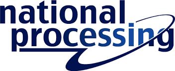National Processing logo