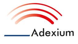 Logo Adexium