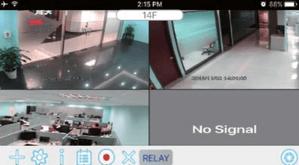 Application camera de surveillance Smartwares