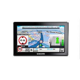 GPS pour autocars et bu AC5400 de Snooper