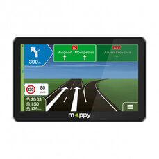GPS pour autocars et bus Maxi x755 Truck de Mappy
