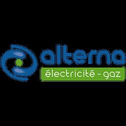 Logo du fournisseur d'électricité et de gaz Alterna