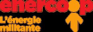 Logo du fournisseur d'électricité et de gaz Enercoop