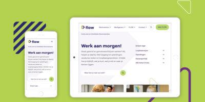 Nieuw FLOW site in beeld
