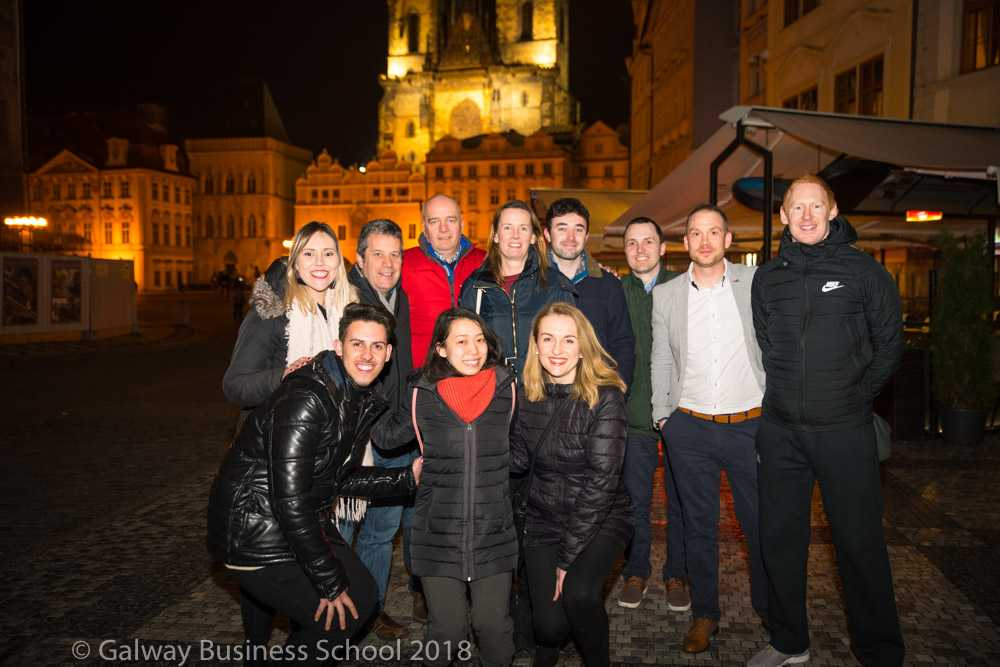 Old Town Square Prague - Study Abroad Trip 2018