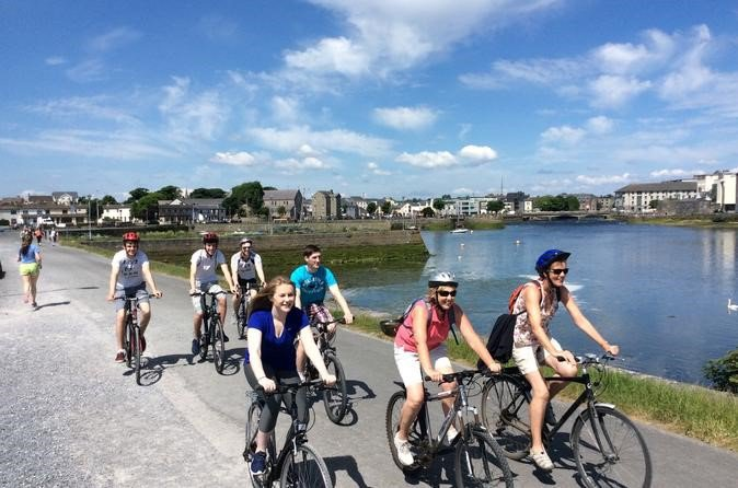 Cycling in Galway