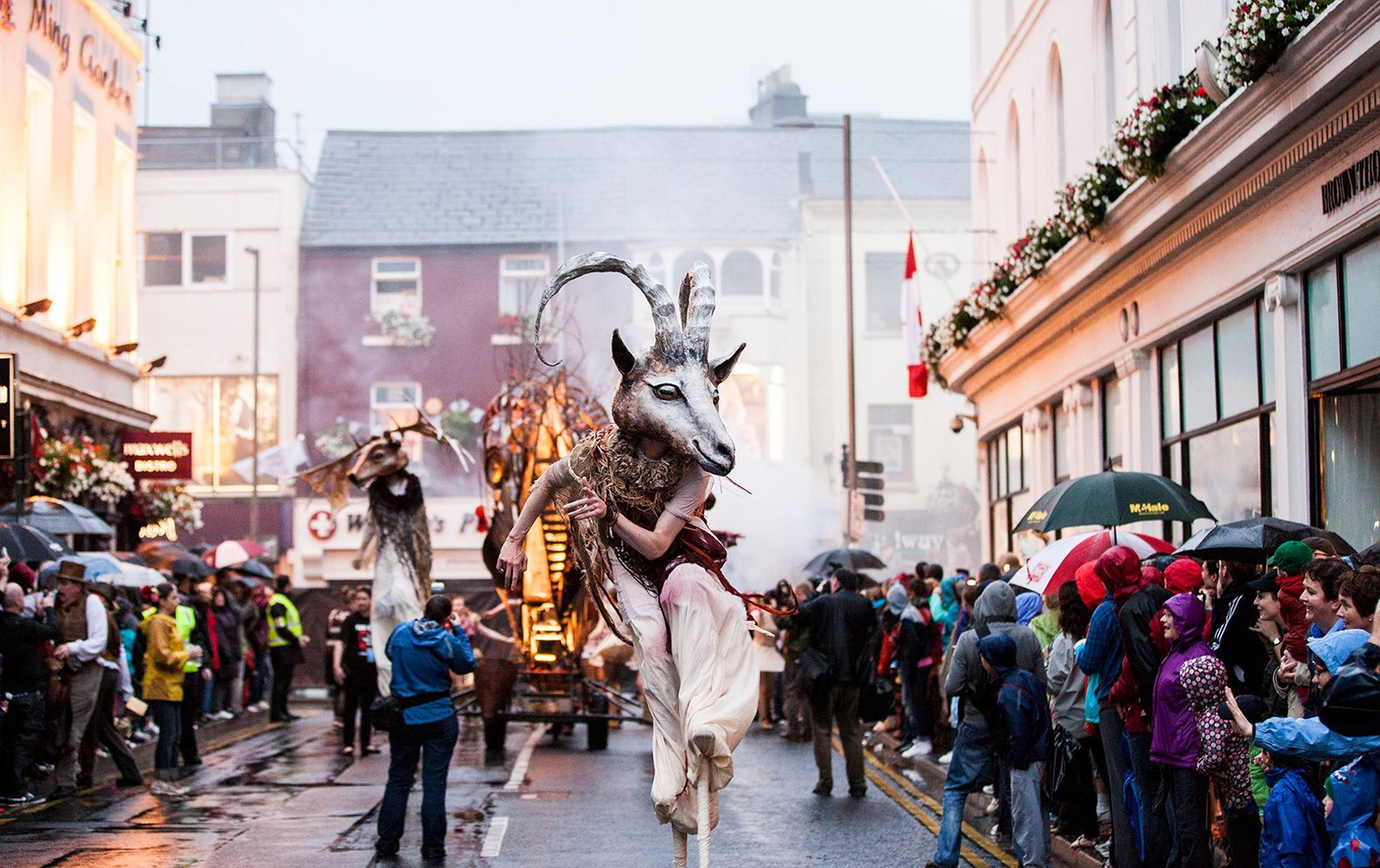 Galway Arts Festival Parade