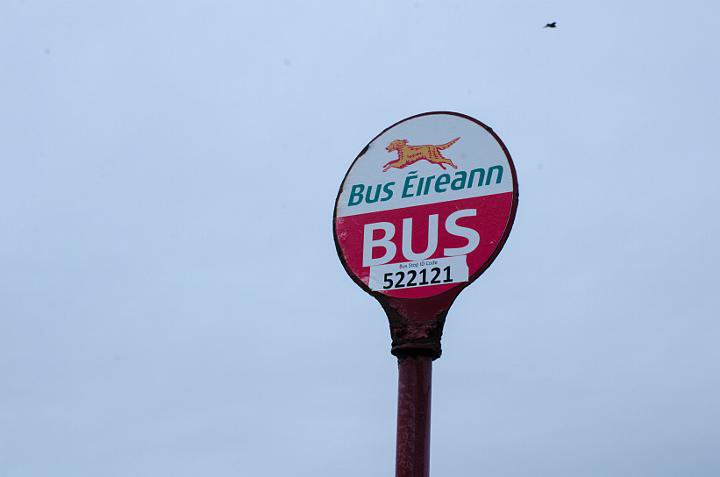 Bus Stop Galway