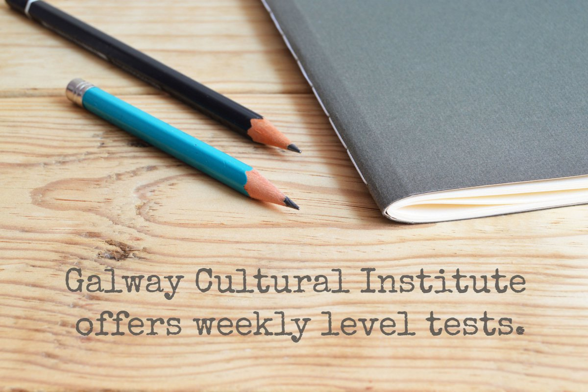 GCI use weekly tests to monitor students' progression