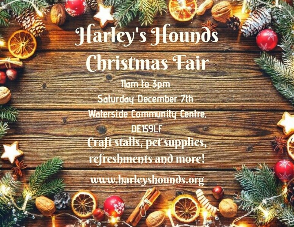 Harley's Hounds Christmas Fayre