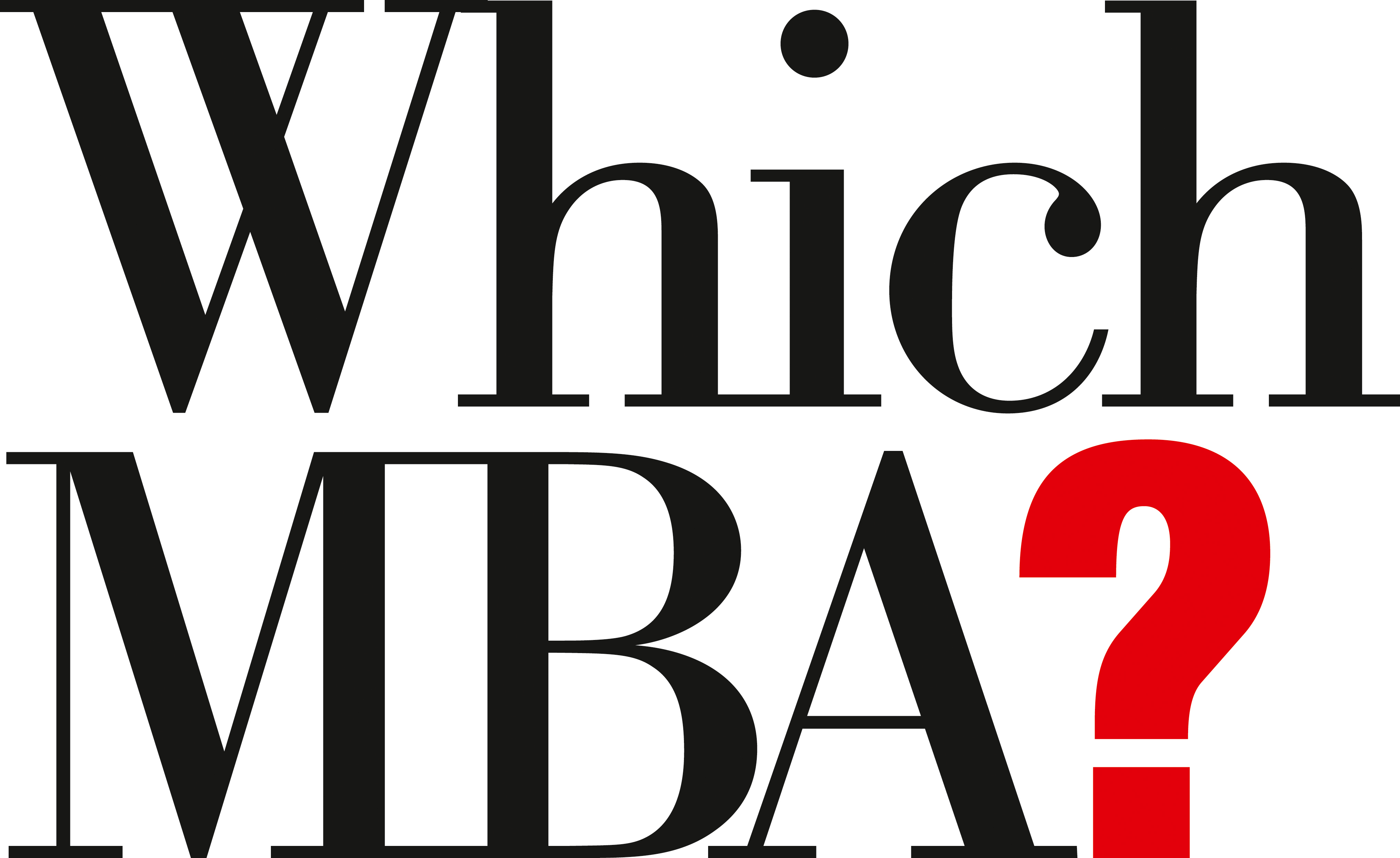 Which MBA logo