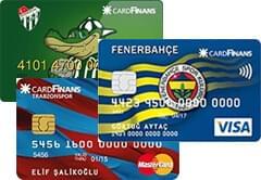 Finansbank Taraftar Kredi Kartları