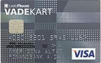 Cardfinans Vadekart