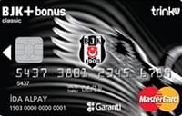 BJK Bonus Gold Card