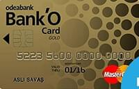 Odeabank Bank'O Card Gold