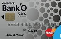 Odeabank Bank'O Card Platinum