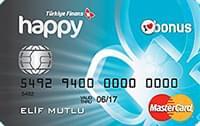 Türkiye Finans Katılım Bankası Happy Card