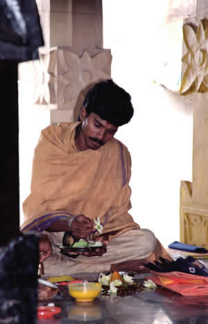 Jahre der Sadhana (spirituellen Praxis)