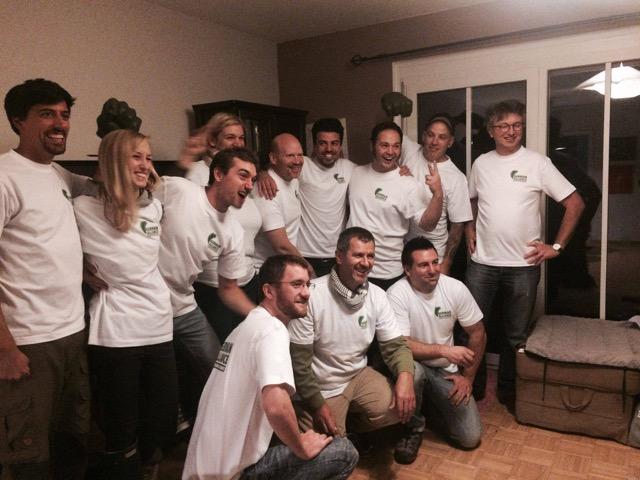 Freiwilligen-Team für Presevo, Serbien