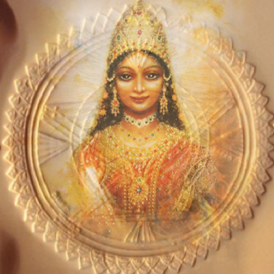 Sri Chakra Yantra Kraftobjekt BESTELLEN