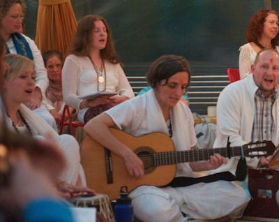 Guru Purnima 2015 in der Eifel