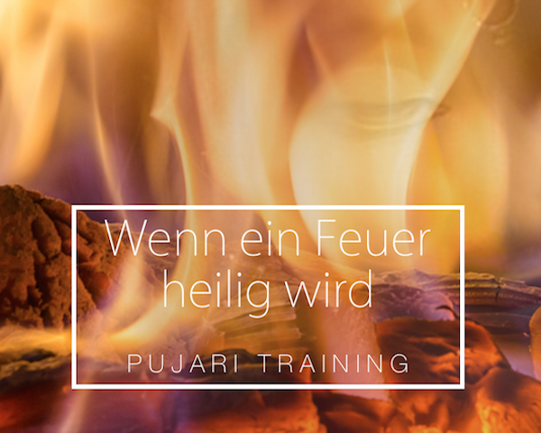 Erfahrungsworkshop & Pujari Training