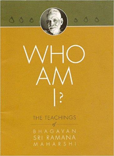 Wer bin ich? von Sri Ramana Maharshi - Kostenfreie PDF Broschüre