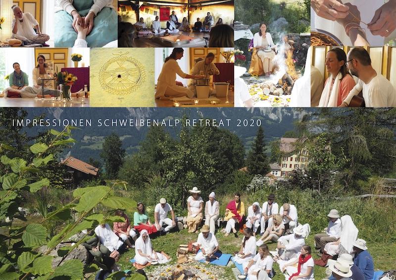 Fotos: Schweibenalp Retreat mit Tatyanna, Juli 2020
