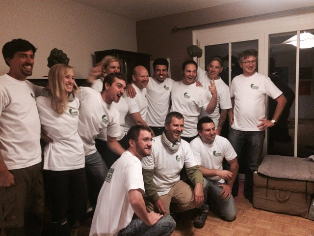 Volunteers team for Presevo, Serbia