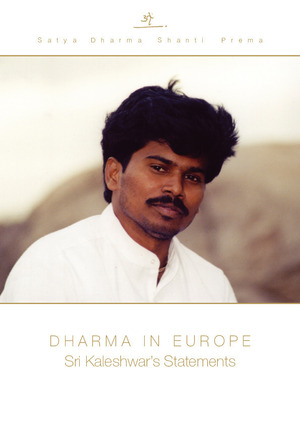 Swamis Statements for European Dharma