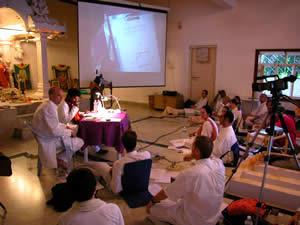 2006/2007ソウルユニバーシティでワースツを教える