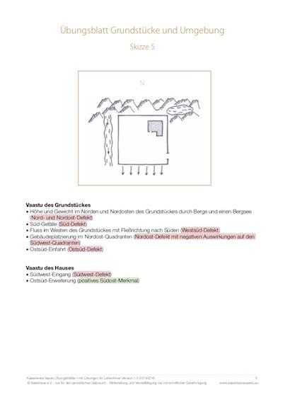 Übungsblätter mit Lösungen