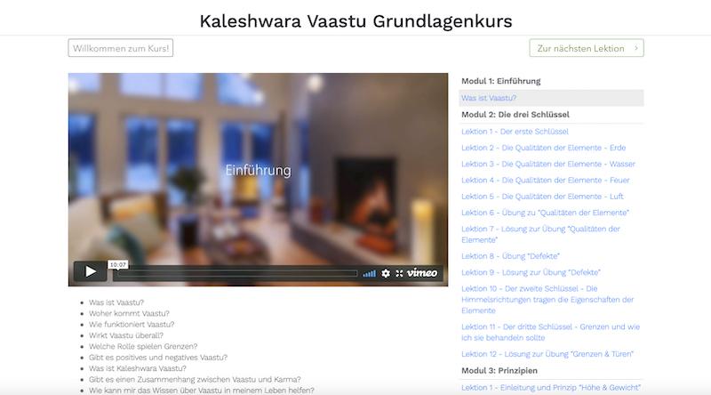 Online-Seminarraum