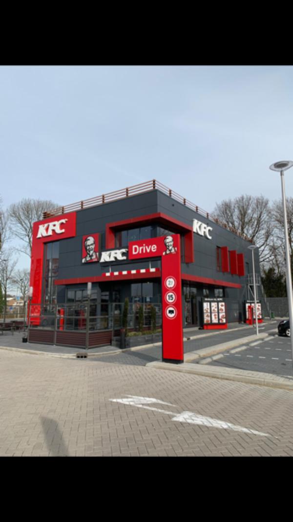 KFC pand