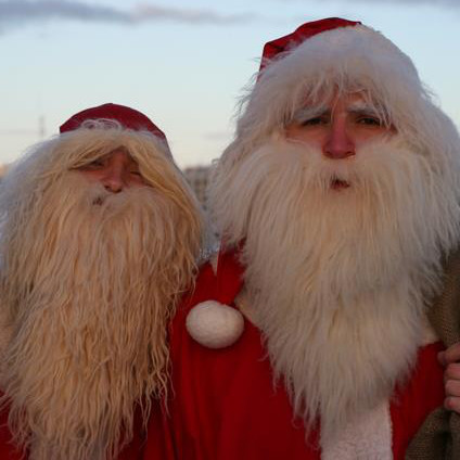 Icelandic Santa