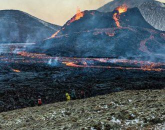 Geldingadalur Volcano Hike with Guidance