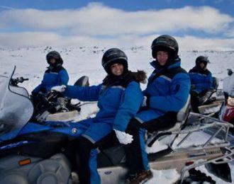 Pearl Tour – Golden Circle Super Jeep Tour & Snowmobiling
