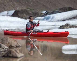 Glacier Walk and Kayak Combo