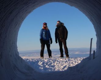 DT 306 Private Superjeep Borgafjörður & Into The Glacier